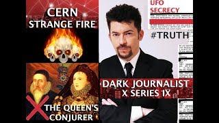 CERN STRANGE FIRE ENOCHIAN MAGIC & THE QUEEN