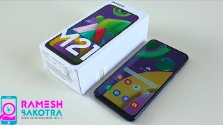 Samsung Galaxy M21 Unboxing and Full Review