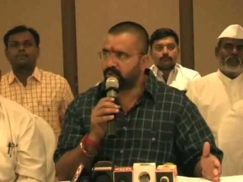 Mahesh Landage Press conference | MPC News | Pune | Pimpri-Chinchwad