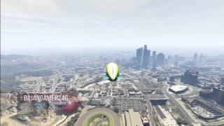 GTA 5 GAMEPLAY - HOW TO GET BLIMP - (Grand Theft Auto V Blimp Gameplay DLC)