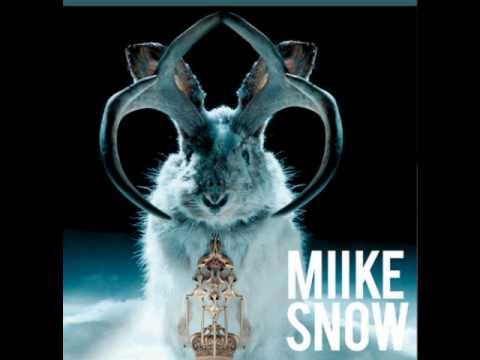 Miike Snow - Animal (Mark Ronson Remix)