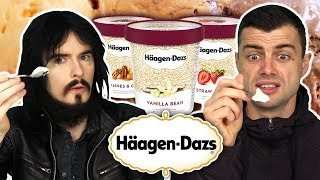 Irish People Try Häagen-Dazs Ice Cream