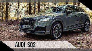 Audi SQ2 | 2019 | Test | Review | Fahrbericht | MotorWoche | MoWo