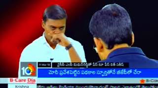 Exclusive Interview | Face To Face With MP Mithun Reddy On AP Special Status