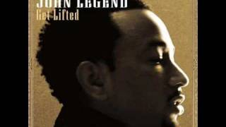 Watch John Legend Stay With You video