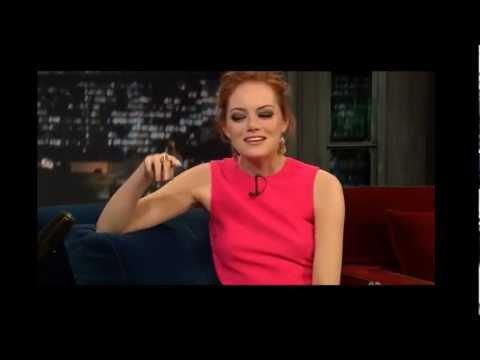 Emma Stone 2011.08.11