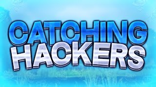 Owner Catching Hackers! - THE TRAPPER IS A HACKER! (Minecraft Factions)