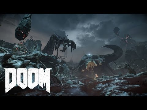 DOOM - 4K Update Arrives March 29