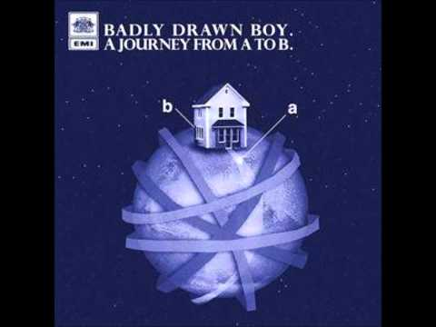 Badly Drawn Boy - Journey From A to B (Blackeyes Remix)