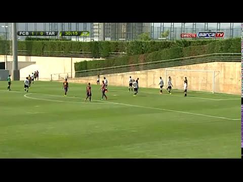 FC Barcelona-Nàstic de Tarragona, 1-0 (División de Honor Juvenil)