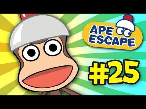 Vacation - Ape Escape Cartoons (Ep. 25)