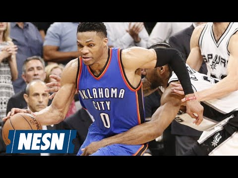 Thunder Beat Spurs In Controversial Game 5 Finish