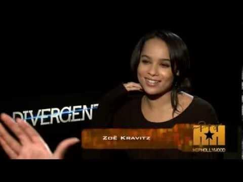 Exclusive: Zoë Kravitz Shuts Down Drake Dating Rumors - HipHollywood.com