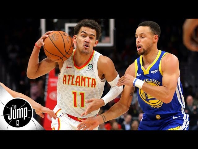Stephen Curry rejects Trae Young comparisons: Is he right?   The Jump