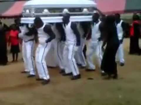 (Casket Azonto Boys) Anything Is Possible In Ghana