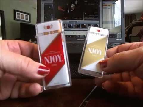 NJOY King Disposable e-cigarette