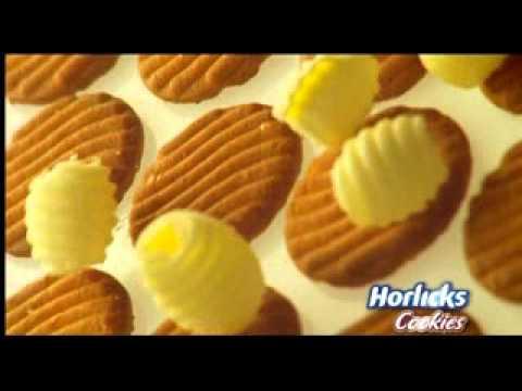 Horlicks Cookies Crunchy Cashew Delite