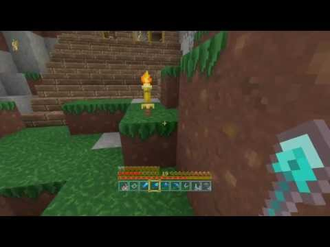 Minecraft Xbox 360 - Fantasy Texture Pack Review / Show Case