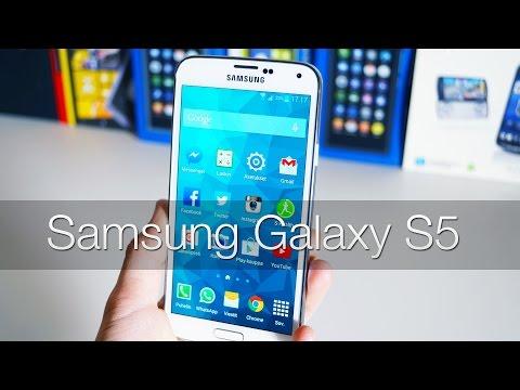 Arvostelussa Samsung Galaxy S5
