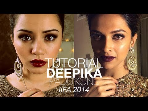 Tutorial | Deepika Padukone 2014 IIFA Awards Make-up Look | Kaushal Beauty