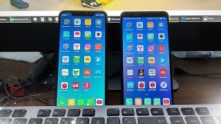 Сравнение Xiaomi Redmi Note 6 с Redmi Note 5