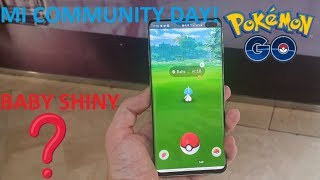 MI RESUMEN DEL COMMUNITY DAY DE RALTS EN POKÉMON GO! [Canfirot Gamer]