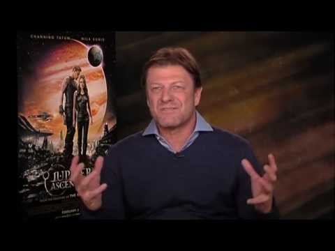 Jupiter Ascending - Interview with Sean Bean