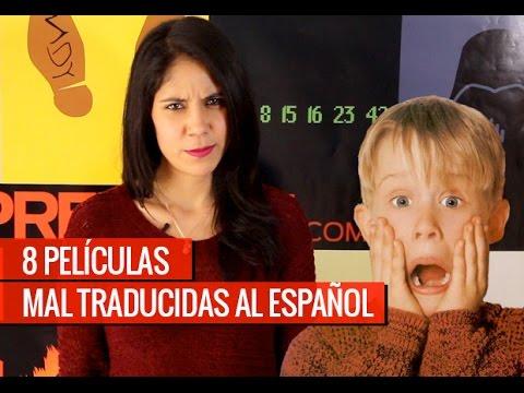 En Corto: 8 películas mal traducidas al español