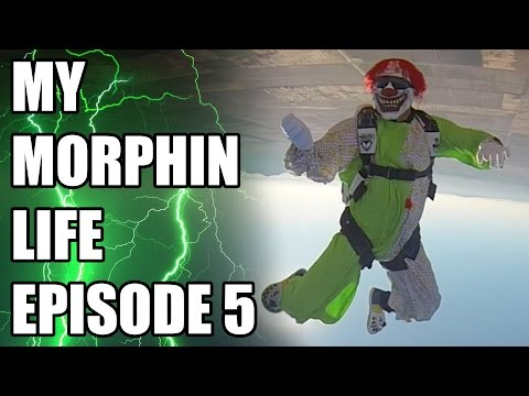 MY MORPHIN LIFE - Episode 5 - JASON DAVID FRANK
