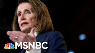 Pelosi To Donald Trump: No State Of The Union In The House Until Shutdown Ends | Katy Tur | MSNBC