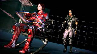 Mass Effect 3_ Kai Leng's Death (Alternative)