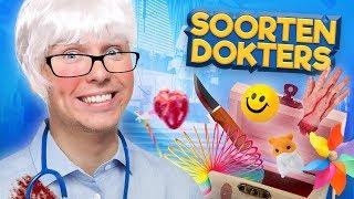 10 SOORTEN DOKTERS!