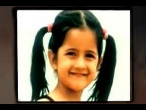 Katrina Kaif childhood Photos - YouTube