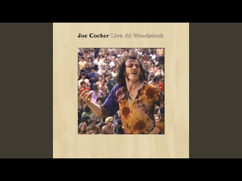 With A Little Help From My Friends (Live At Woodstock 1969)