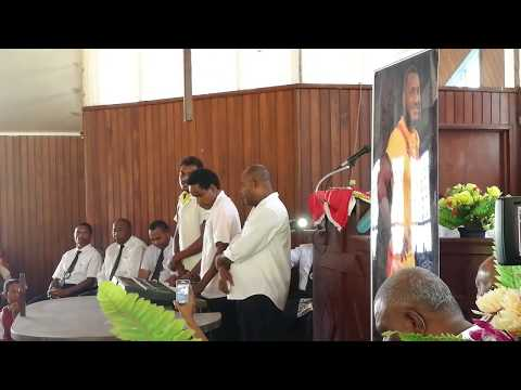 Blind Cousin dedicates tribute song to Late Kato Ottio