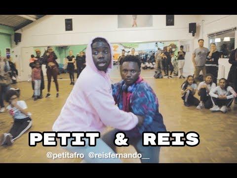 Petit Afro & Reis Fernando    Jozo - Erin Eruit (Shinna's Afro Mix) Orokana Film
