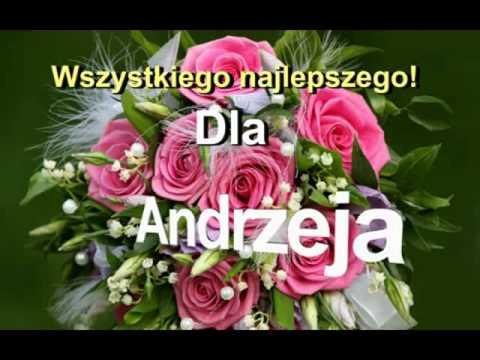 Piosenka, Prezent Na Imieniny Dla Andrzeja  O  Znajomych  Z  CHICAGO  S,  M ,K