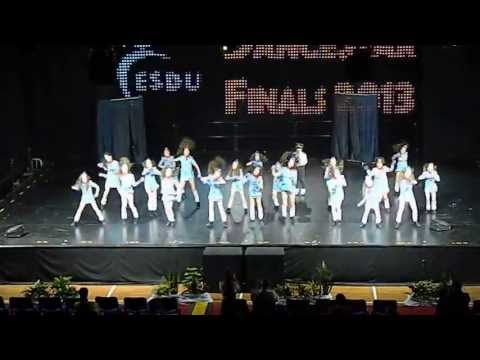H&T Dance Group  ESDU Pore 2013 - Letuky