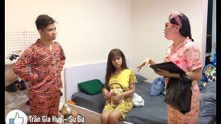 Em hổng có lấy... chị hiểu hôn | Gia Huy Su Su Official