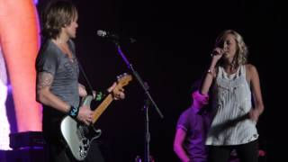 Keith Urban Video - We Were Us - Keith Urban and Carly Burruss - Alpharetta, Georgia