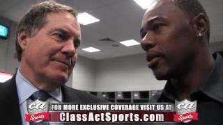 Class Act Sports Exclusive Interview w/ Patriots Head Coach Bill Belichick