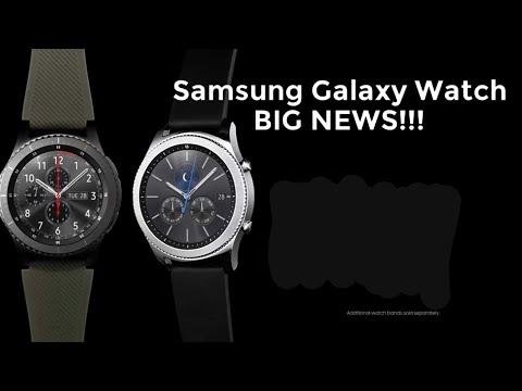 Samsung Galaxy Watch BIG NEWS | Bixby Smart Speaker $300 | Galaxy S9 Software Update