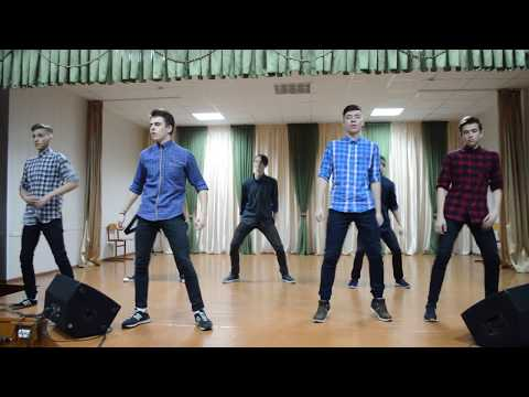 Танец School Dance Project Boys. СШ№14 г. Брест.