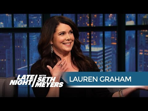 Lauren Graham On End Of Parenthood And How She Found