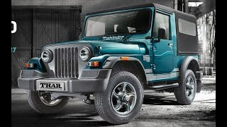 2019 Mahindra THAR 700 Limited Edition Full Detailed Specifications