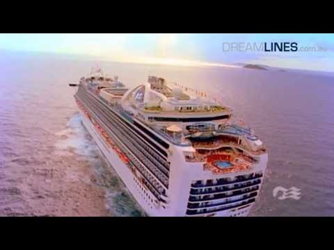 Crown Princess - Video Tour and General Information