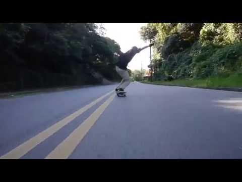 Fernando Yuppie Out Takes of Promodel Board video Raw Runs Downhill Slide