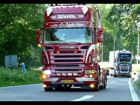 Uittocht Tekno Event 2012 - Loud Pipes Saves Lives! HD