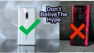 Redmi K20/K20 Pro Don't Belive The Hype | You Will  Better With Realme X ⚡⚡