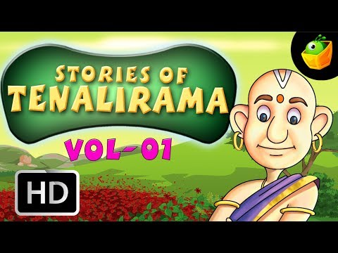 Tenali Raman Full Stories Vol 1 In English (hd) - Compilation Of Animated Moral Stories For Kids video
